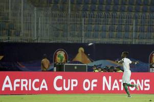 africa cup of nations 2019: late zaha goal sends ivory coast through, ghana out
