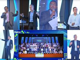 Tyco Awards Top Partners at APAC Partner Conference 2019