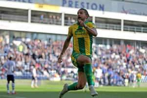 'this one hurts' - how the west brom fanbase reacted to jay rodriguez signing for burnley