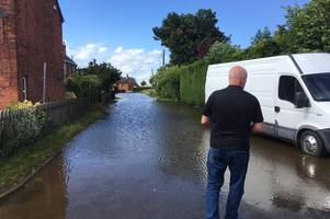 this is how wainfleet flooding victims can claim £500