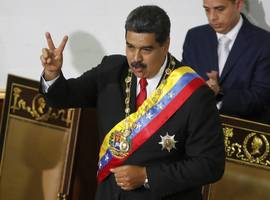 maduro 'optimistic' after opposition talks resume in barbados