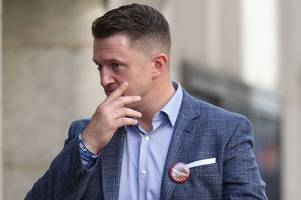 Far-right activist Tommy Robinson incited 'vigilante action' in trial video, judges rule