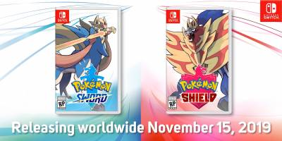 everything we know about 'pokémon sword and shield,' the next generation of pokémon games coming to the nintendo switch in november