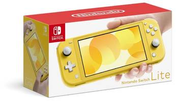 Nintendo Switch Lite is a smaller, cheaper Switch built exclusively for handheld play