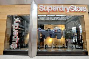 superdry announce £85.4m loss in 'disappointing' annual results
