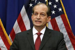alex acosta defends his role in former jeffrey epstein plea deal