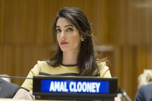 amal clooney criticizes world leaders for 'collective shrug' over killing of journalist jamal khashoggi