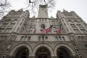 Federal Court Sides With Trump On Emoluments Lawsuit Over Foreign Visitors To His DC Hotel
