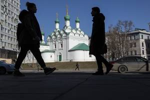top russian orthodox church official says men more intelligent than women