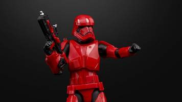 sith troopers from star wars: the rise of skywalker unveiled for san diego comic-con