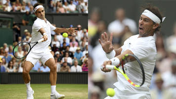 Eleven Years Later, Federer and Nadal to Meet at Wimbledon Once Again