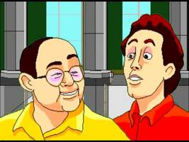 Whinefeld : The Seinfeld parody video game