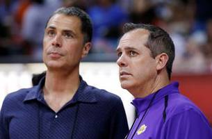 Cris Carter believes Frank Vogel is going to be on the hot seat all year with the Lakers