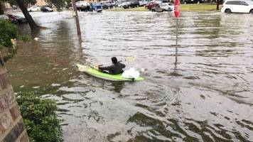 New Orleans — Already Flood-Soaked — Braces For Tropical Storm Barry