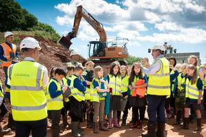 Mini house builders, open house in Noss Mayo, braving the shave, and taking the West East: a roundup of property news across the Westcountry