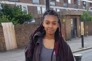 Family of 'well-loved' missing South London girl, 14, fear she has been sleeping rough in Croydon park