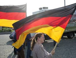 germans support democracy, but are concerned about islam