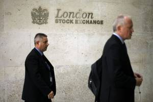 London markets fail to capitalize on Fed boost as pound surges