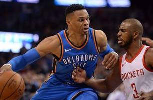 Nick Wright reacts to the Rockets dealing Chris Paul for Russell Westbrook : 'This is an enormous win for Houston'