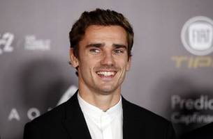 France star Griezmann joins Barcelona from Atletico