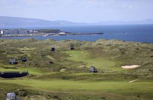 a trivia quiz on british open, golf's oldest championship