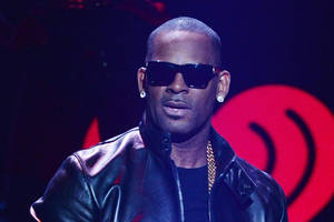 R Kelly Arrested on Sex Trafficking and Child Pornography Charges