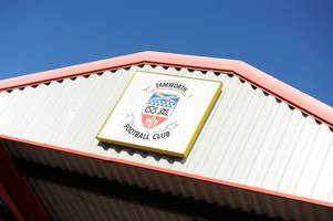 tamworth fc have been handed an away trip for start of new season