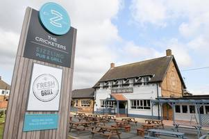Howzat for a £180k pub refurbishment at The Cricketers - all ready for World Cup Final weekend