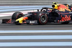 British Grand Prix: Gasly strikes late to head FP1, Bottas second