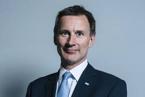 Jeremy Hunt 'expects' Brexit by Christmas