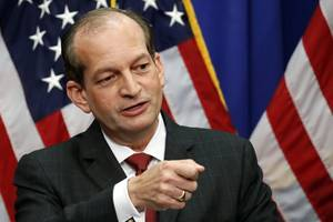 Trump's Labor Secretary Alex Acosta Resigns Amid Jeffrey Epstein Plea Deal Scandal