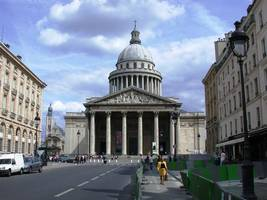 undocumented migrants occupy paris pantheon for right to remain