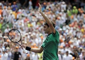 i'll need to hit top level to beat greatest ever on grass roger federer: nadal