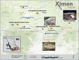 ximen mining corp announces engagement of sophy cesar for investor relations services