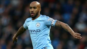 Report: Fabian Delph Close to Leaving Man City for Everton