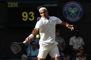 Wimbledon Glance: Roger Federer vs. Novak Djokovic in final