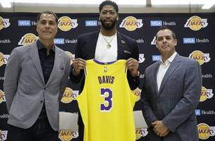 AD3: Anthony Davis joins Lakers with championship plans