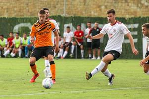 markus henriksen flourishes in new role for hull city in first pre-season clash