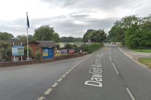 cyclist taken to hospital after crash with car in dawlish warren - live