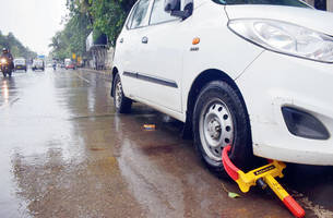 mumbai parking policy: bmc did not use its head to tow, allege activists