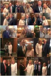 sherry li of thompson education center meets with congressmen and other leaders in nyc and washington, dc