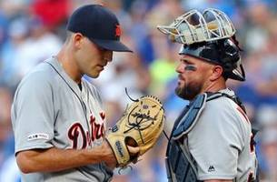 Middle innings doom Matthew Boyd, Tigers in 4-1 loss to Royals
