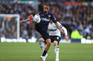 transfer rumours: burnley 'raiding' leeds united for pair, celtic and bristol city with middlesbrough striker