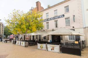 saracens head hotel workers in chelmsford told they've been made redundant over whatsapp group chat