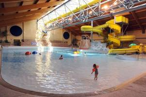 the best swimming pools with slides within an hour of essex