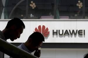 china's tech giant huawei registers harmony name for its own os in europe