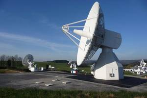 galileo satellite positioning service outage