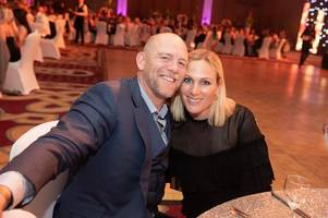 zara phillips and mike tindall stun celtic manor party guests with singing performance