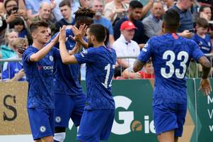 Chelsea news and transfers live: Player ratings from St Patrick's win, Bakayoko question marks