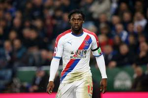 crystal palace star provides welcome boost for the eagles with positive fitness update